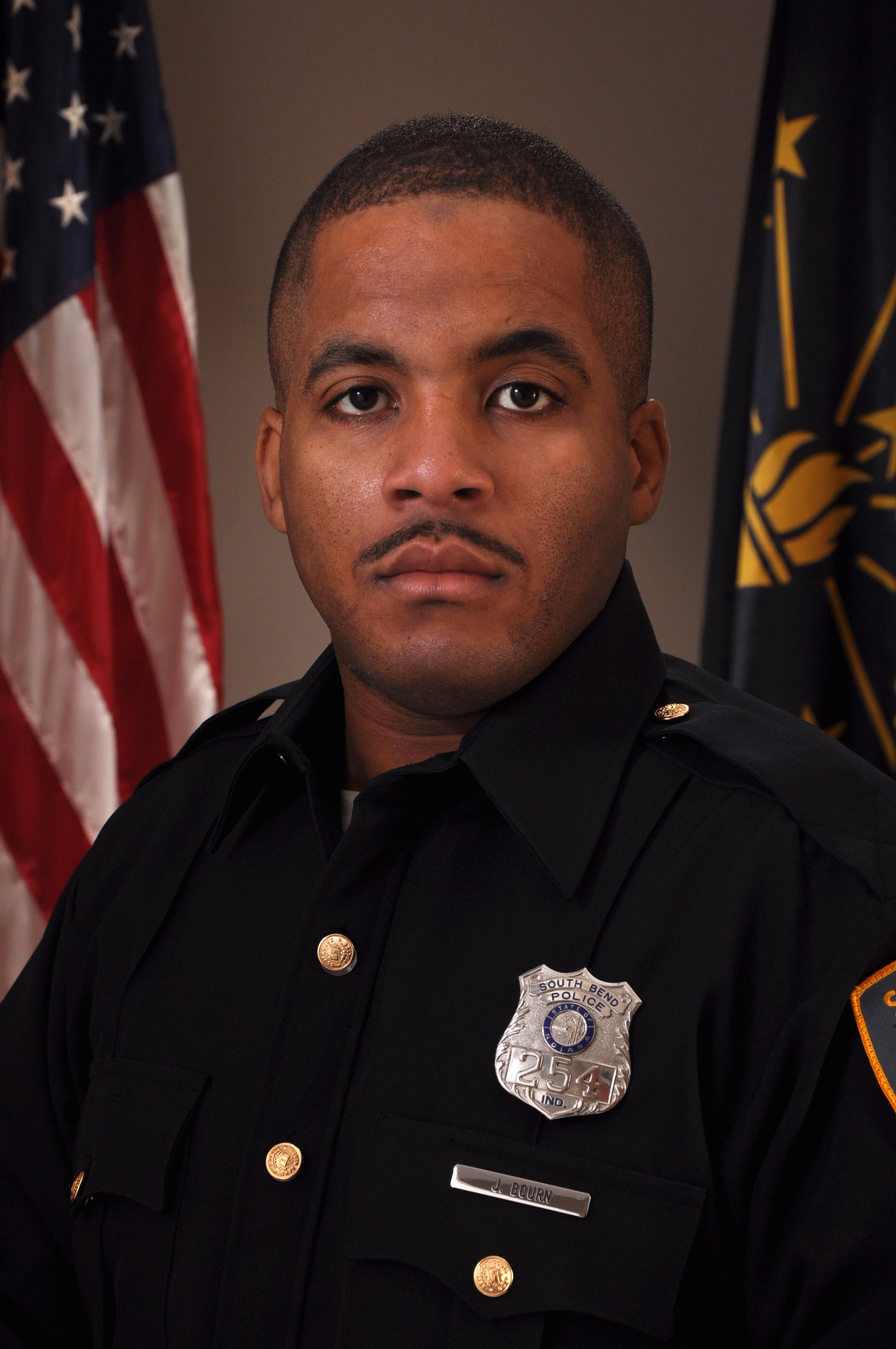 Jarveair Bourn | South Bend Police Department